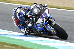 Moto2 Relato de classificação Márquez derrota Morbidelli e crava primeira pole na Moto2