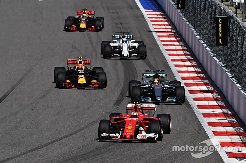Seuls de meilleurs résultats manquent à Räikkönen