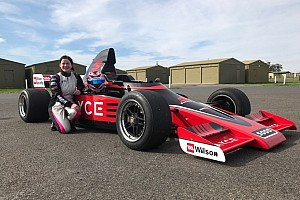 Other open wheel Breaking news Leanne Tander to drive Super5000 car at Sandown