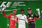 Hamilton iguala el campeonato tras una trepidante carrera