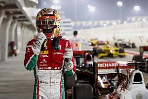 FIA F2 Qualifying report F2 Bahrain: Leclerc rebut pole perdana, Gelael P17