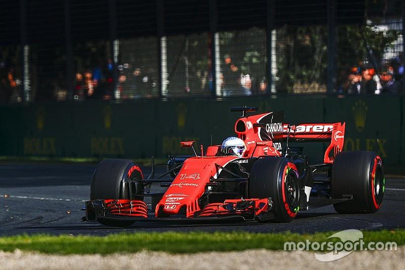Alonso - McLaren doit faire une économie d'essence