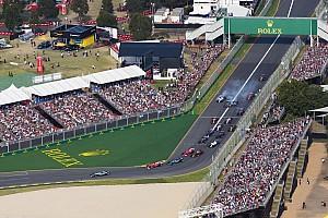 Los modificados horarios del GP de Australia que abre el mundial 2018