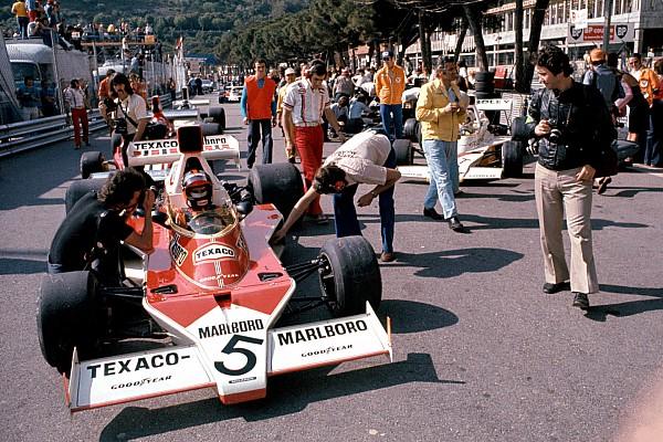 Хаккинен сядет за руль чемпионской McLaren Фиттипальди