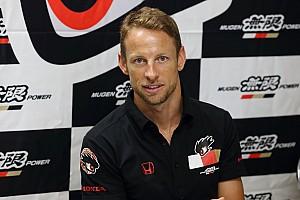 Jenson Button disputará con Honda la temporada Super GT
