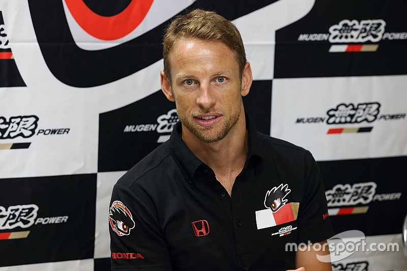 Button secures 2018 Super GT drive with Honda