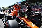 Alonso türelmes, időt ad a McLarennek, és csak ezt követően dönt