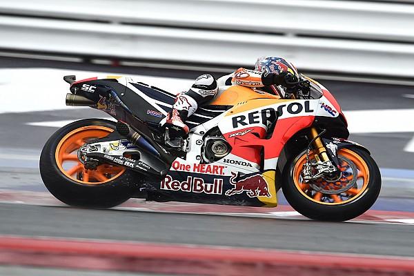MotoGP MotoGP 2017 in Misano: Eigenes Körpergewicht stand Pedrosa im Weg