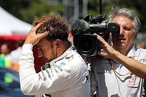 Formula 1 Ultime notizie Retroscena Mercedes: Hamilton non beve in gara e risparmia 1 kg!