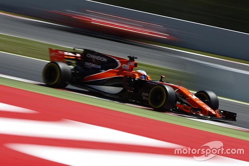McLaren podría tener el tercer mejor chasis de la F1, dice Alonso