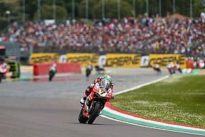 Superbike-WM Rennbericht Superbike-WM Italien: Chaz Davies feiert das Doppel
