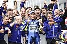 MotoGP Udvariatlanság Rossit a visszavonulásáról kérdezgetni?