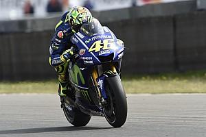MotoGP 速報ニュース 【MotoGP】新シャシーでレースに臨むロッシ「かなり満足している」