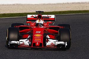 F1 Reporte de pruebas Vettel vuela y Vandoorne provoca dos banderas rojas