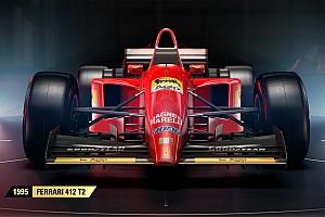 Virtual Breaking news Tiga mobil ikonis Ferrari gabung F1 2017