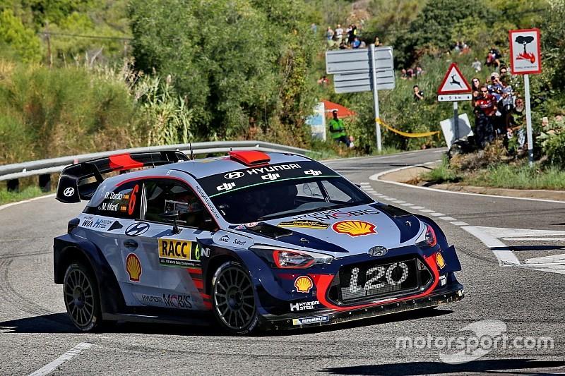 Sordo messo in panchina da Hyundai per il Rally di Australia