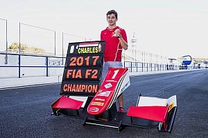 FIA F2 Hasil Klasemen akhir F2 setelah Abu Dhabi