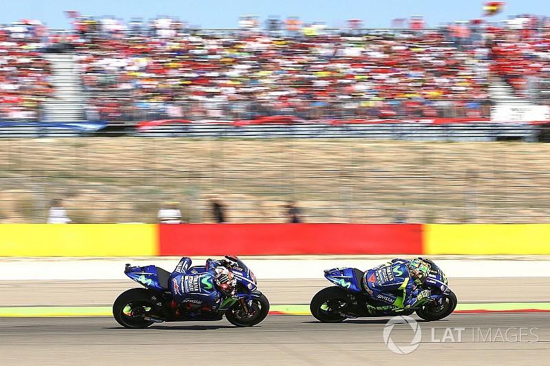 Viñales cobra Yamaha por melhoras para lutar pelo título