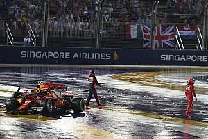 Формула 1 Статистика Усі сходи сезону Формули 1 2017 року