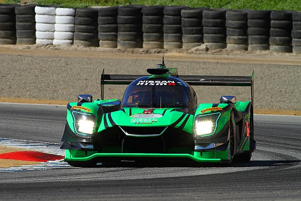 IMSA Laguna Seca IMSA: Nissan, Ferrari, Acura rise to the top in FP2