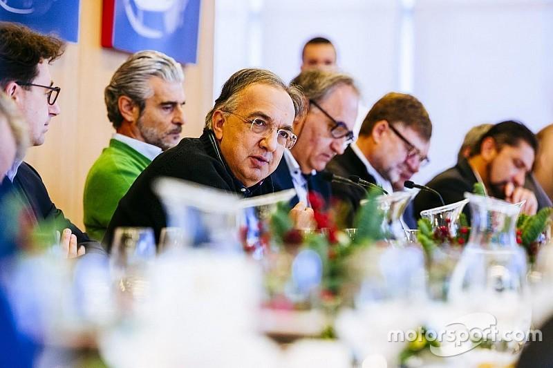 Маркионне пригрозил Liberty созданием альтернативного чемпионата