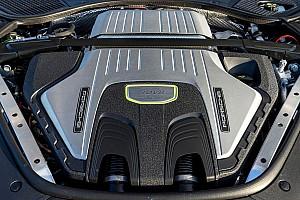 Automotive Breaking news Porsche high-performance engine under development