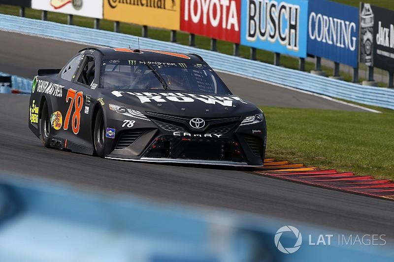 NASCAR in Watkins Glen: Martin Truex Jr. gewinnt Spritpoker