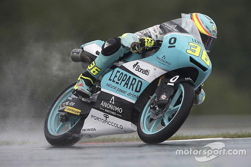 Mir logra su sexto triunfo del año en Moto3