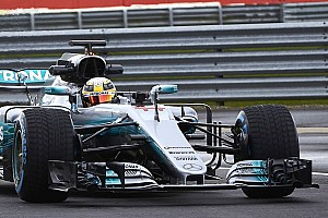 F1 Noticias VIDEO 360º: Hamilton conduce el W08