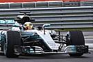 Formel 1 So teilt Mercedes seine Piloten auf den F1-Test in Barcelona auf