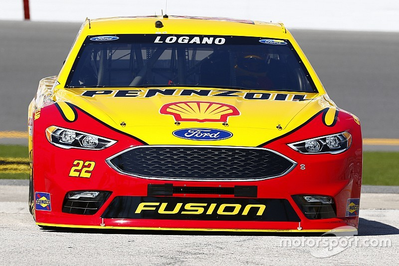 Penske teammates draft their way to the top of second 500 practice