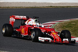 Formula 1 Testing report Barcelona F1 test: Vettel keeps Ferrari on top as testing ends