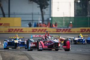 Formula E Breaking news Buemi slams d'Ambrosio blocking after heated Mexico battle