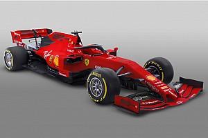 Відео: порівняння болідів Ferrari SF90 проти Ferrari SF71H