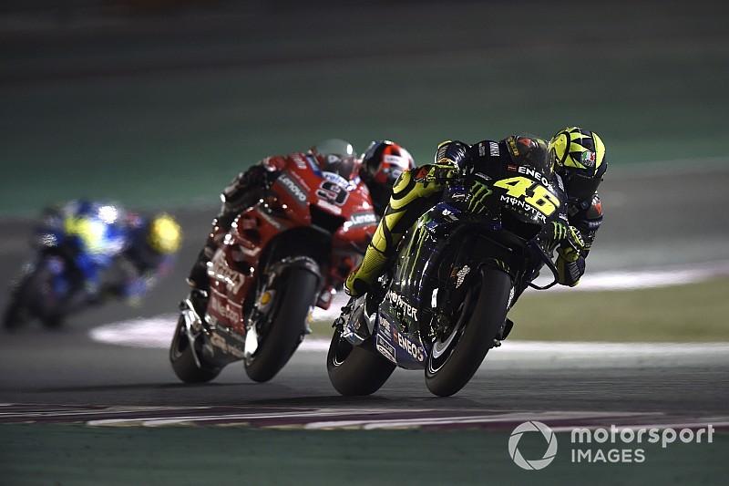 """""""We zitten in hetzelfde schuitje als vorig jaar"""", stelt Rossi"""