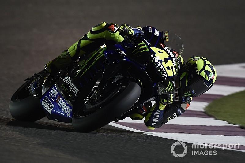 """Rossi: """"Soy lento y no tengo ritmo"""""""