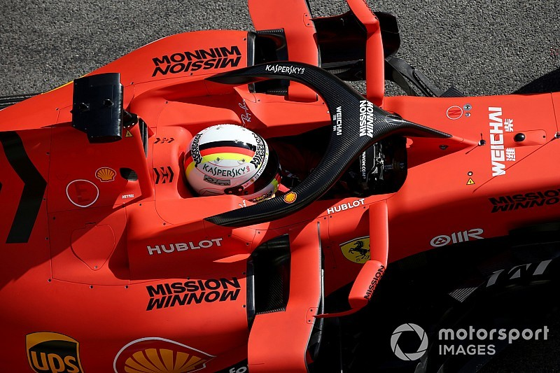 Arai'nin yeni kaskları F1 yarışları için gereken onayı aldı