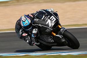 Márquez y Canet dominan el segundo día de test en Jerez
