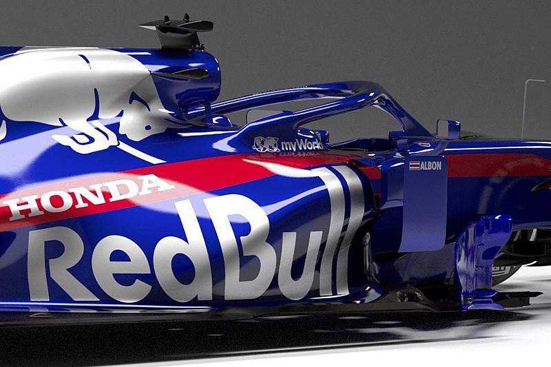 How Toro Rosso moved closer to Red Bull with STR14 design