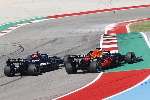 """Wolff: """"Vroege undercut Verstappen moedige actie van Red Bull"""""""