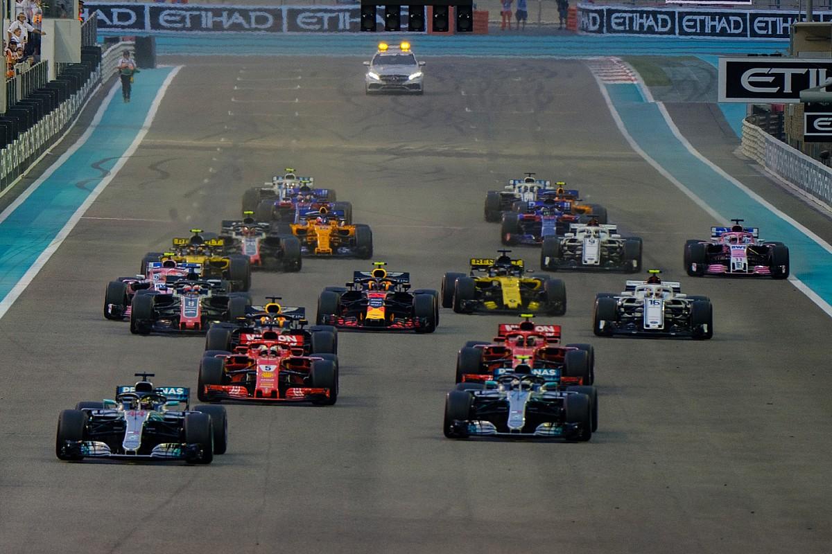 Wat verandert er in 2019 in de Formule 1?