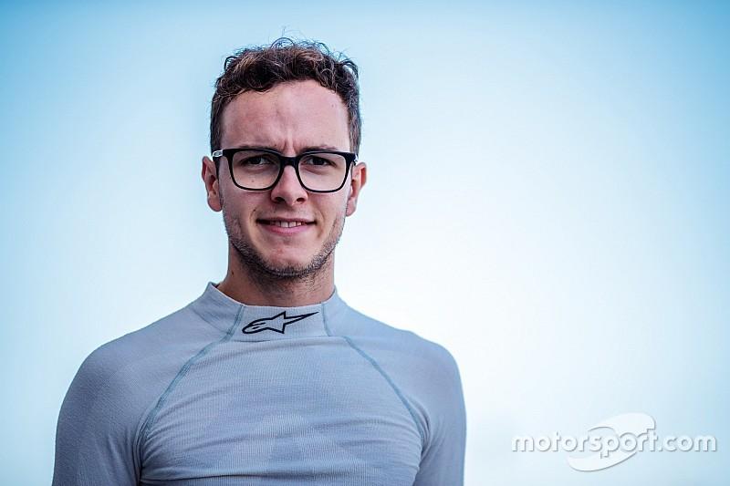 Hubert se suma a la F2 y será piloto junior de Renault