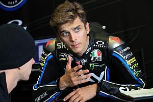 Moto2-test Jerez: Marini opent sterk, Bendsneyder zeventiende