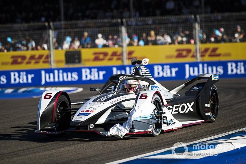 Наср заменит Гюнтера на этапе Формулы Е в Мексике