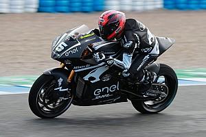 Test MotoE Jerez, Giorno 3: sull'umido svetta Di Meglio, ma nessuno migliora i tempi di ieri