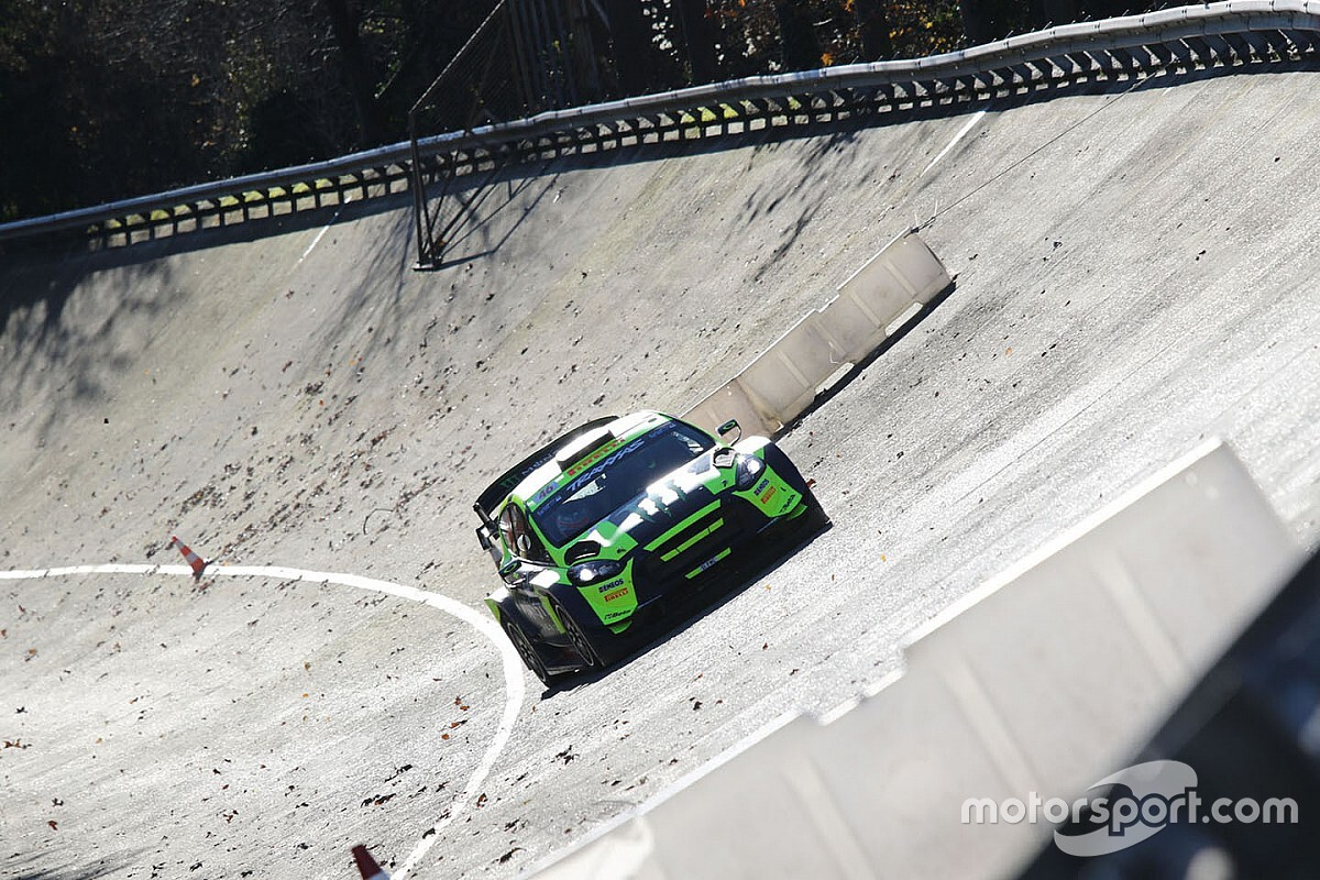 Rossi sweeps Monza Rally Show for seventh win