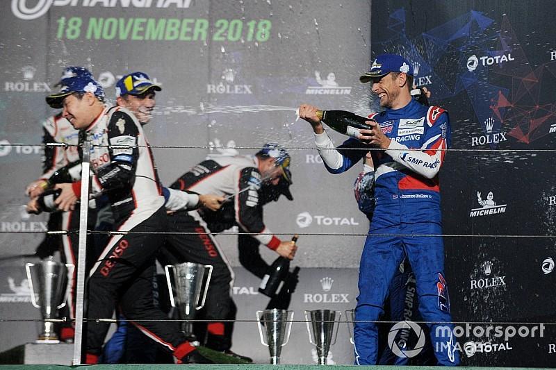 Після першого подіуму WEC Баттон знову насолоджується гонками