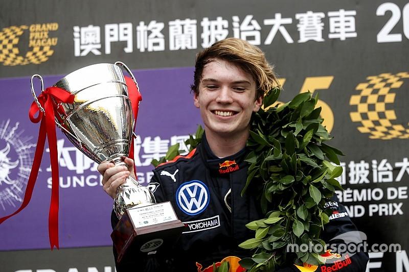 Ticktum repite triunfo en Macao y Fenestraz es tercero