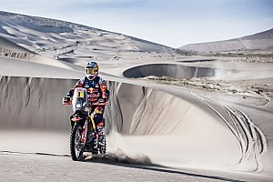 Dakar 2019, Stage 8: Brabec out, Price takes over lead