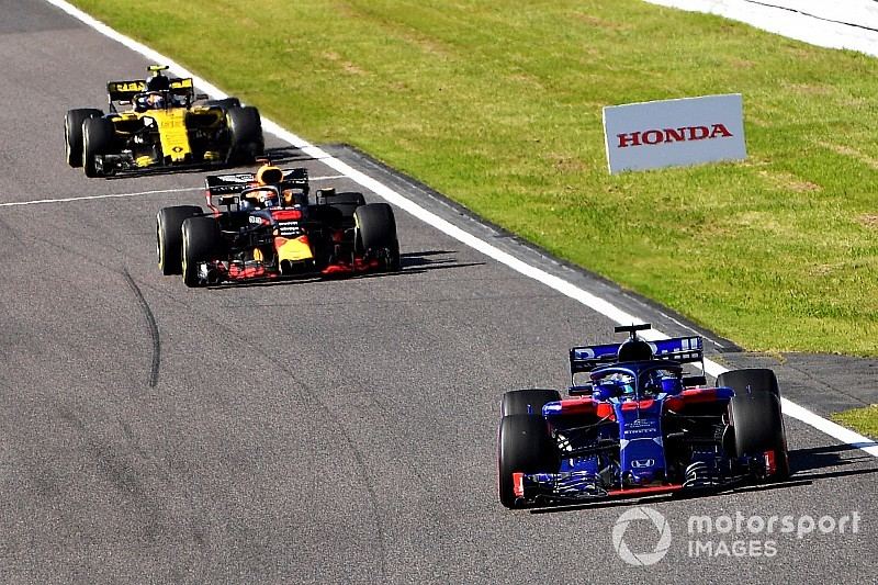La remontada de Ricciardo en Suzuka le da el 'Piloto del día'